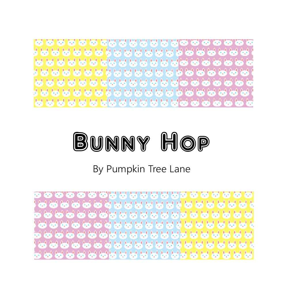 Image of Bunny Hop Fat Quarter Set