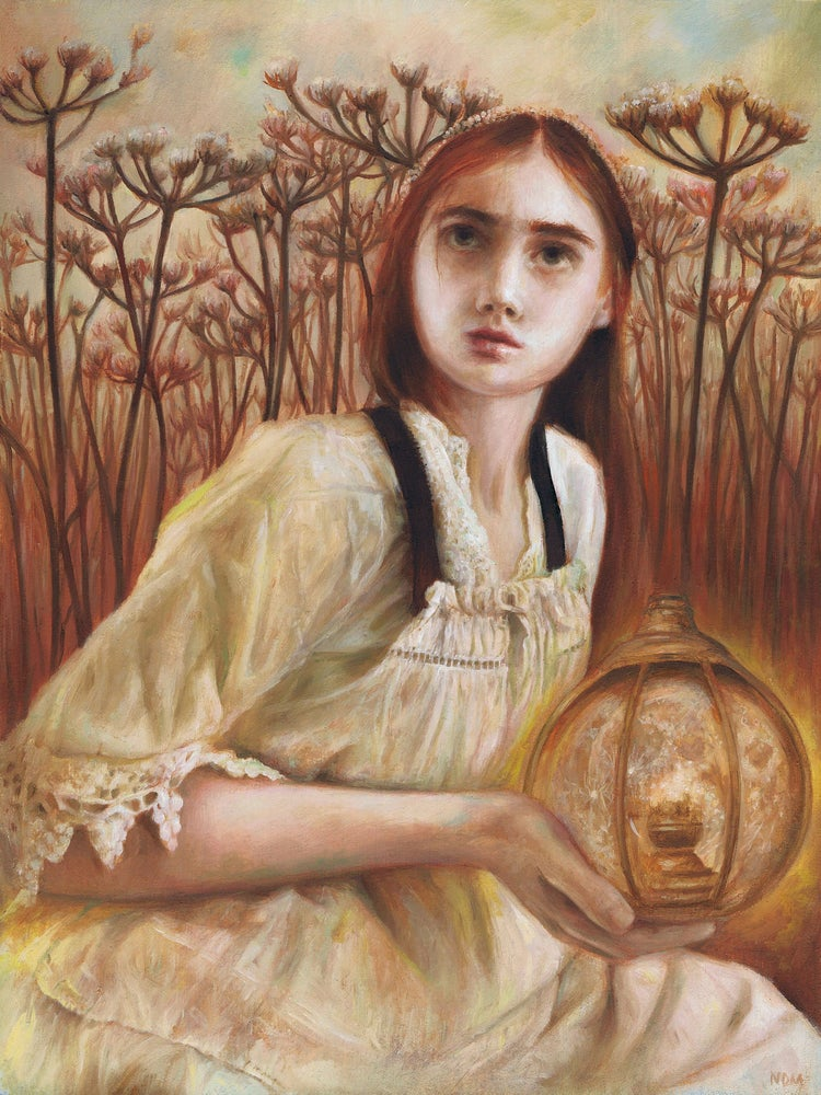 Image of 'Luna's Harvest' by Nom Kinnear King