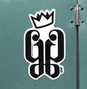 Image of Crown'd Gee's Sticker