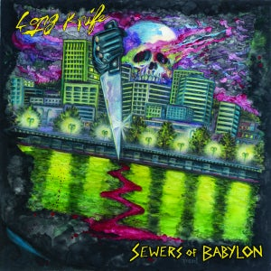 Image of LONG KNIFE - SEWERS OF BABYLON EP