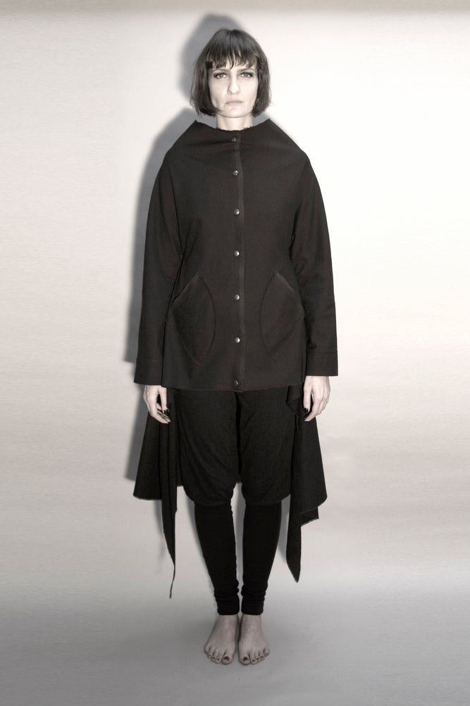 Image of SACRED: HOLISM COAT
