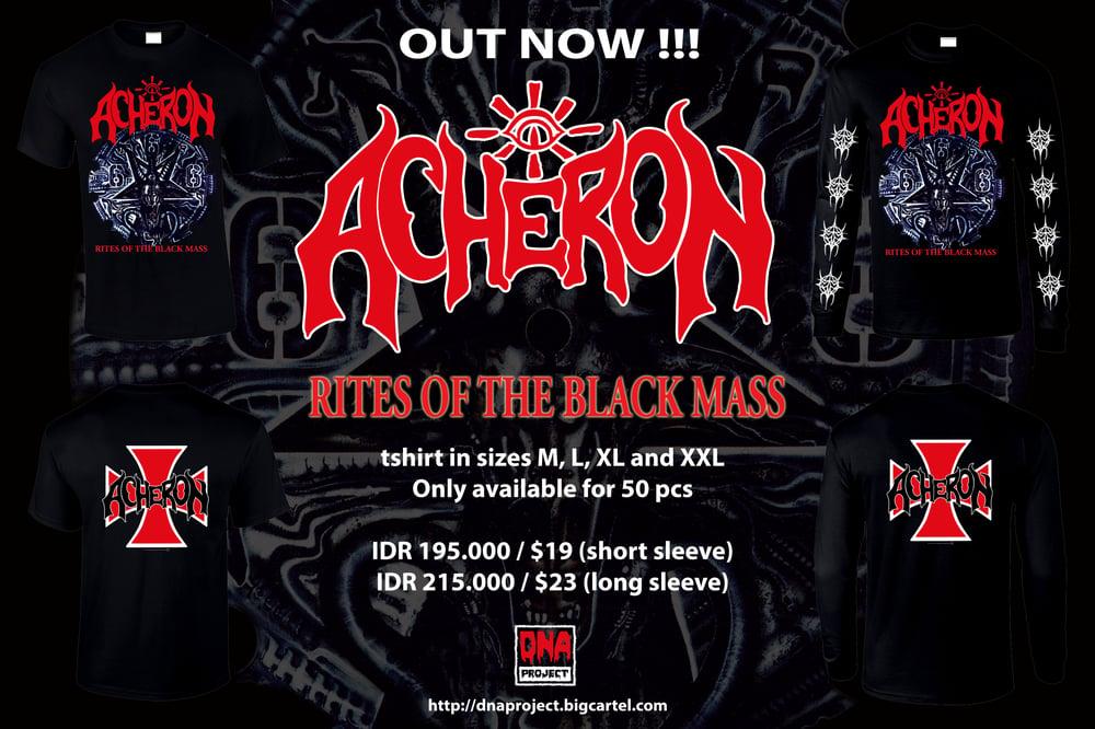 Image of Acheron - Rites Of the Black Mass - Sale - 20% off