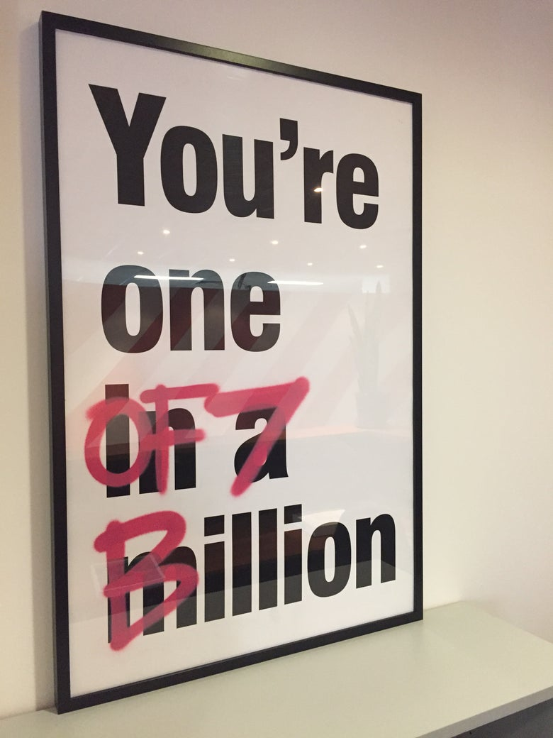 Image of One in 7 Billion