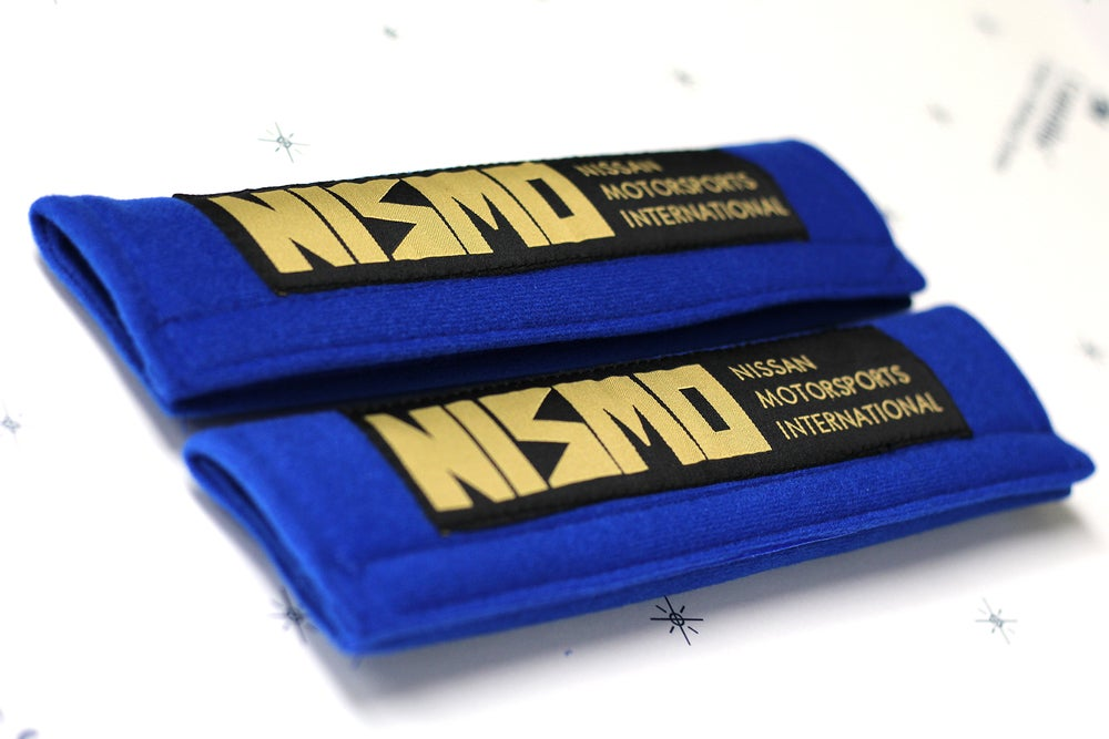 Image of Nismo Shoulder Pads