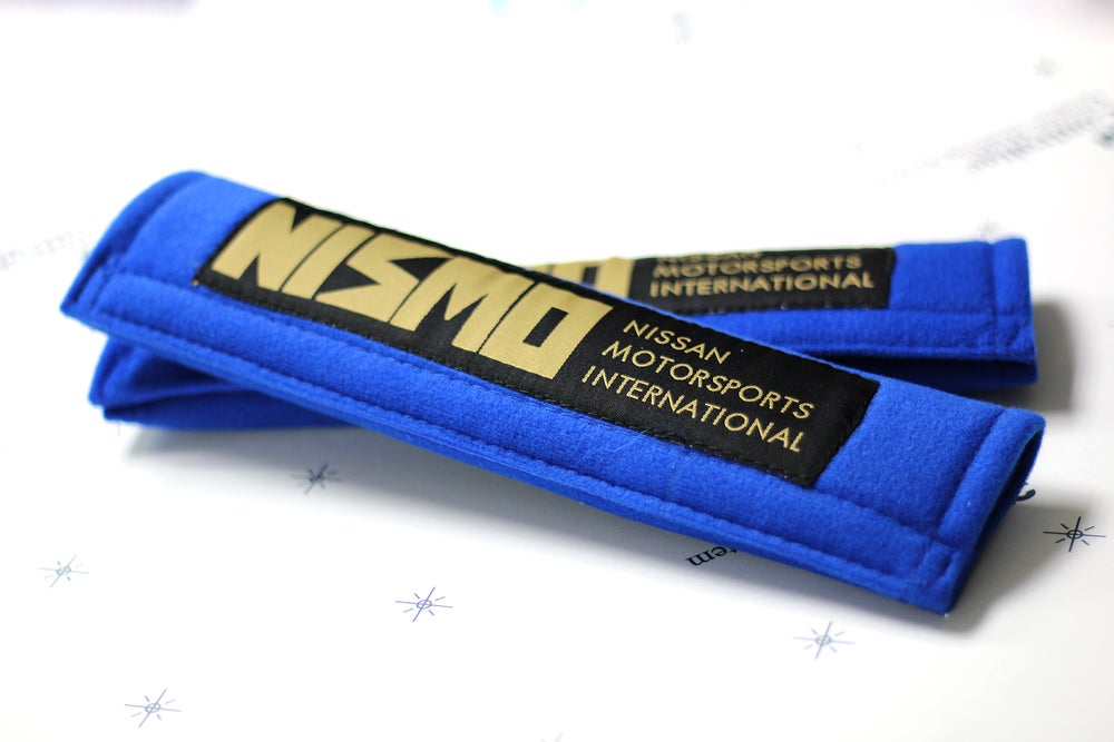 Image of Nismo Shoulder Pads