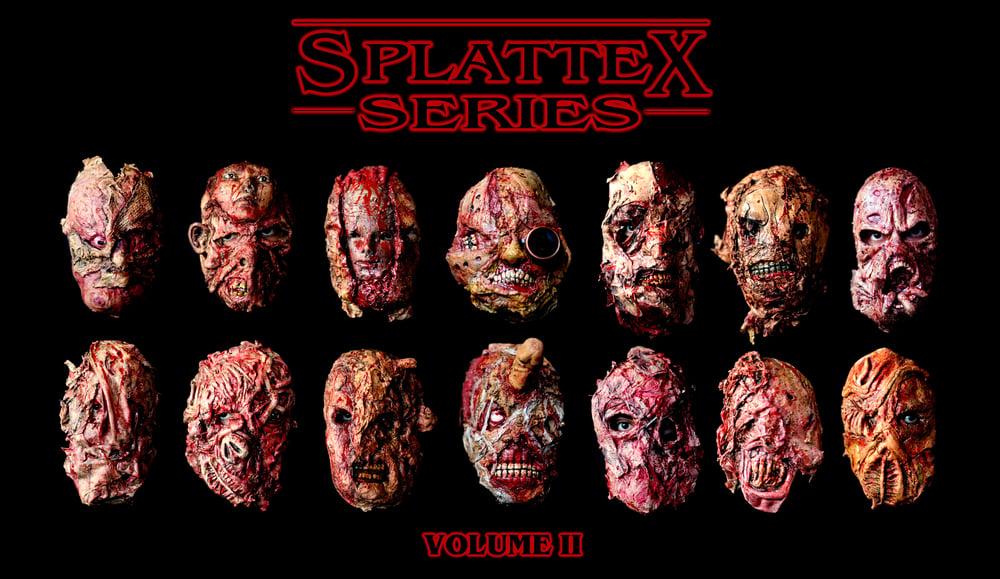 Image of SPLATTEX SERIES II