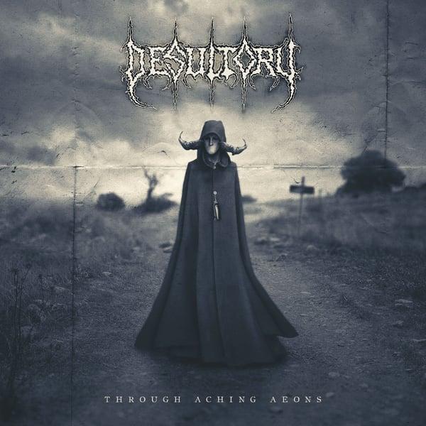 """Image of DESULTORY """"Through Aching Aeons"""" CD"""