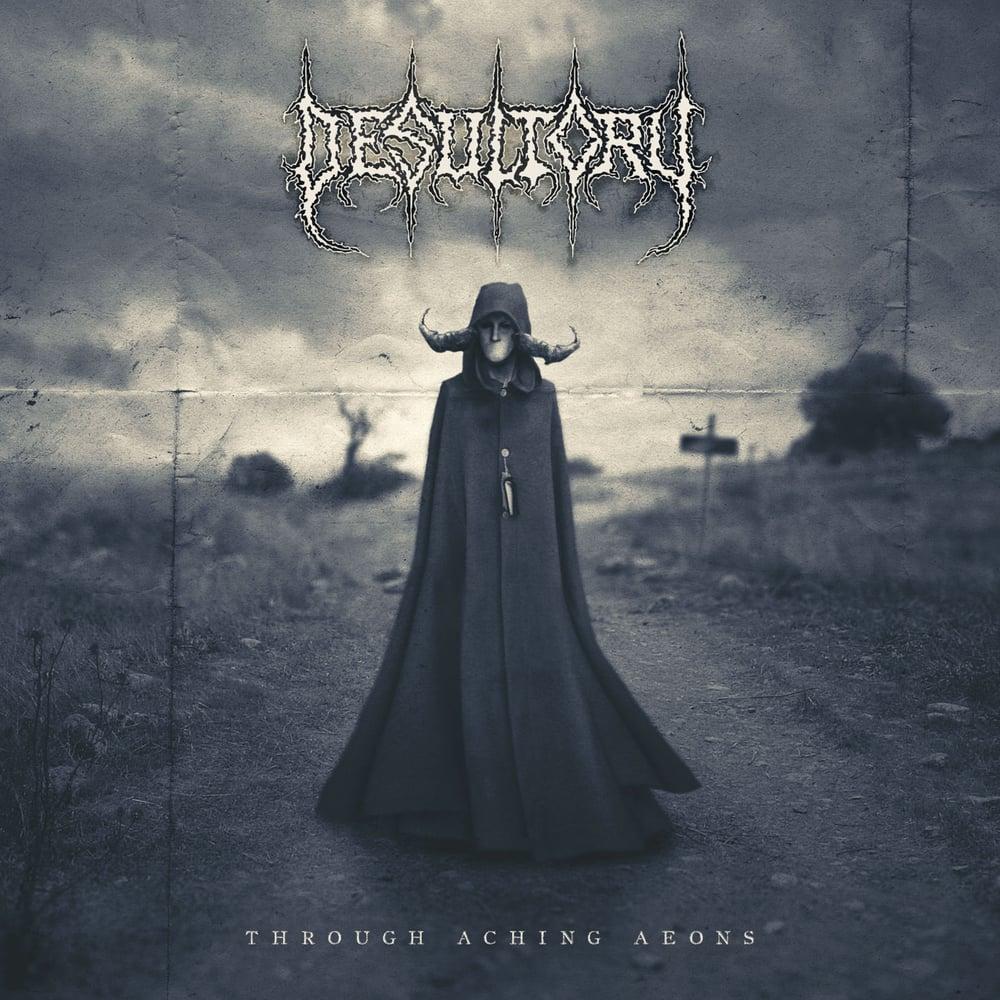 """DESULTORY """"Through Aching Aeons"""" CD"""