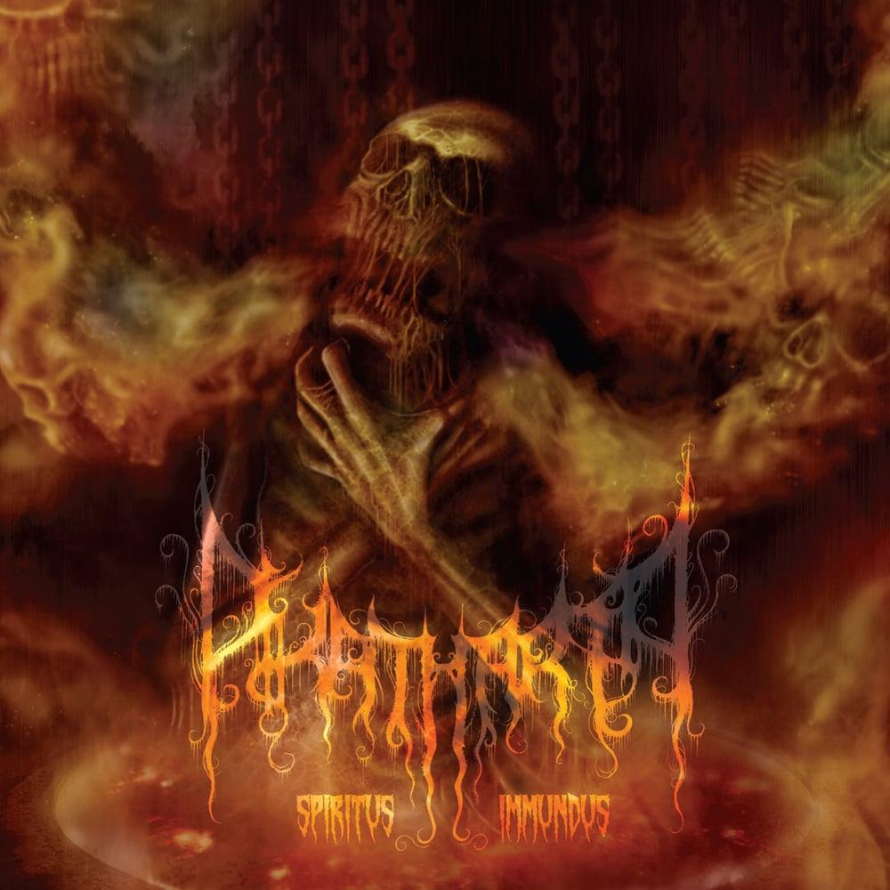 """AKATHARTA """"Spiritus Immundus"""" CD"""