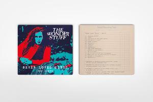 Image of The Wonder Stuff Diaries '90-'91 & Never Loved Elvis Demo CD
