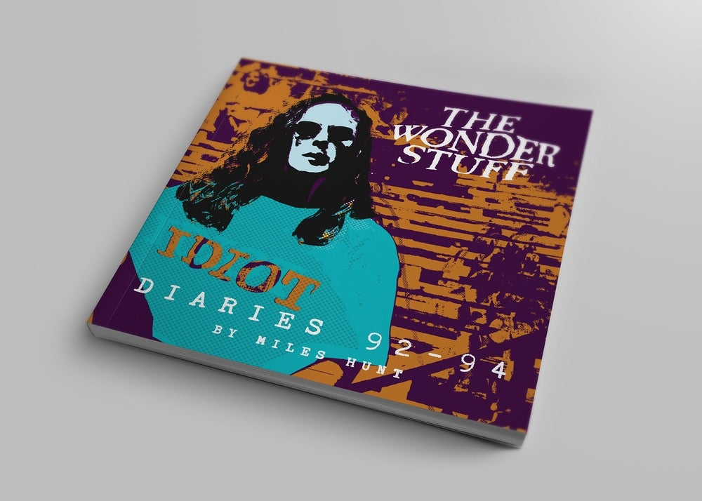 The Wonder Stuff Diaries '92-'94 & Construction For The Modern Idiot Demo CD