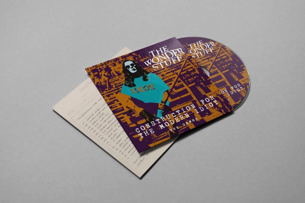 The Wonder Stuff Diaries '90 - '91, The Wonder Stuff Diaries '92 - '94 & Demo Album CDs
