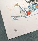 "Image of ""Pirate"" - print"