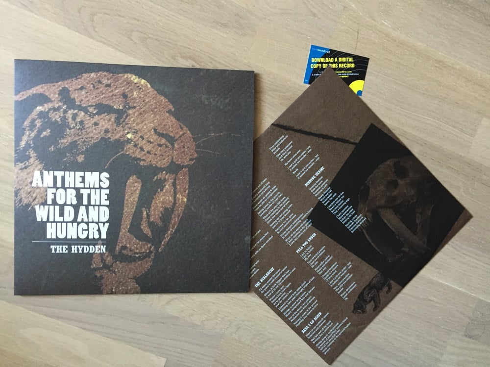 Image of LP Anthems For The Wild And Hungry