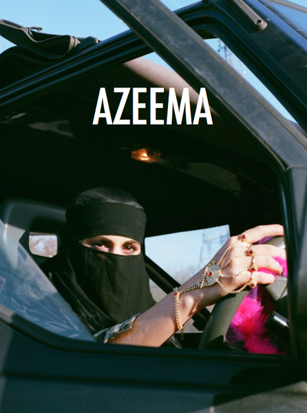 Image of AZEEMA Issue 1