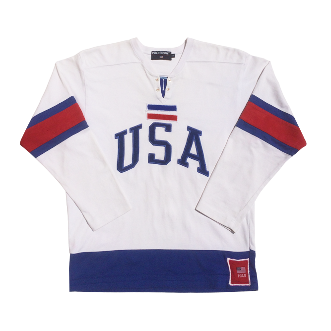 Image of Polo Sport Ralph Lauren Vintage Jersey Reworked