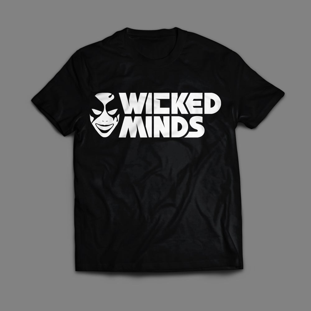 Image of Wicked Minds - T-shirt (LOGO)