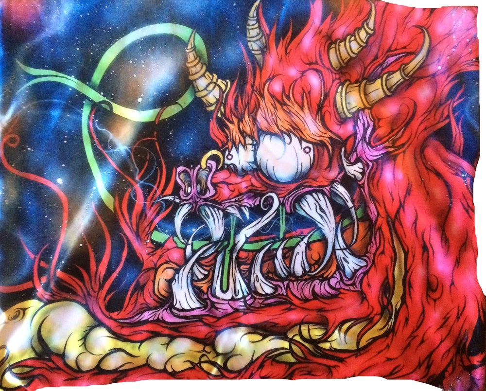 Image of Dragoninator Blanket