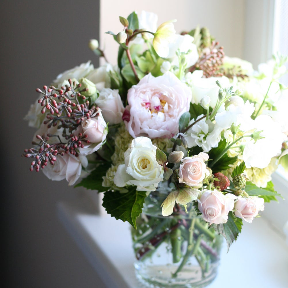 Image of Private Floral Design Class-October 18