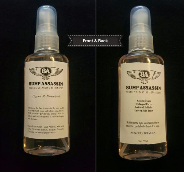 Image of Bump Assassin Organic Skin Astringent
