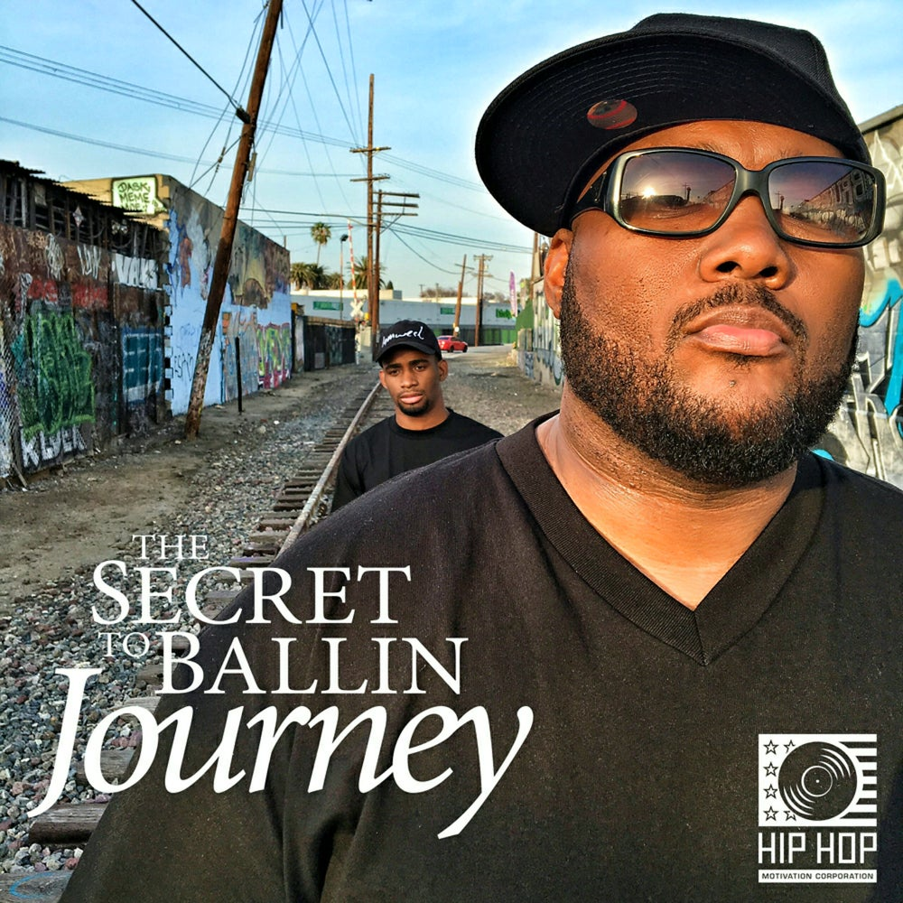 Image of The Secret To Ballin Journey (Musical Audiobook) 2 Disc