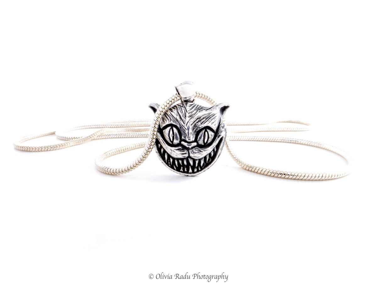 Chester the cat - Pendant