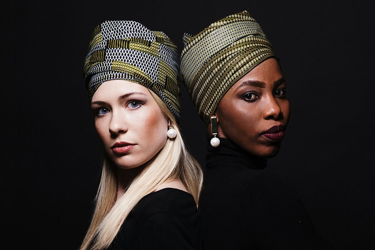 Image of ****HEADWRAP FASCIA TURBANTE LUXURY****