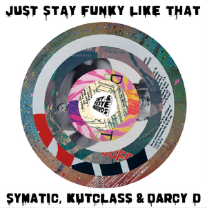 Image of Just Stay Funky Like Za - Pink