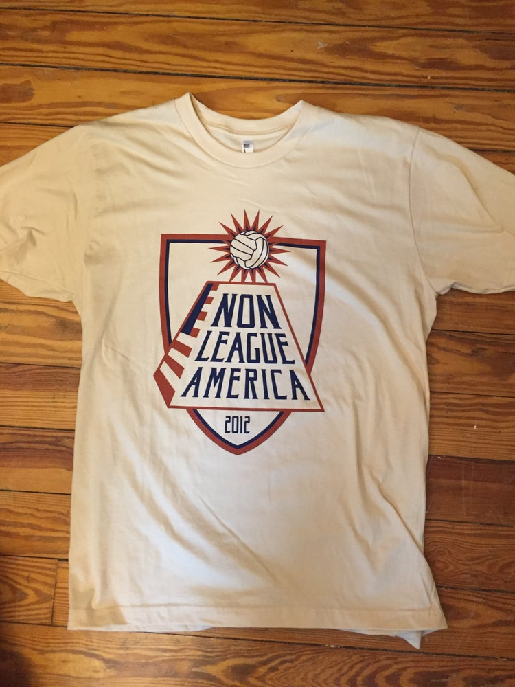 Image of Non League America Tee!