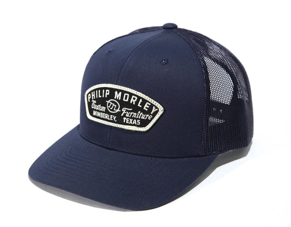 Image of  Cap with Black Patch