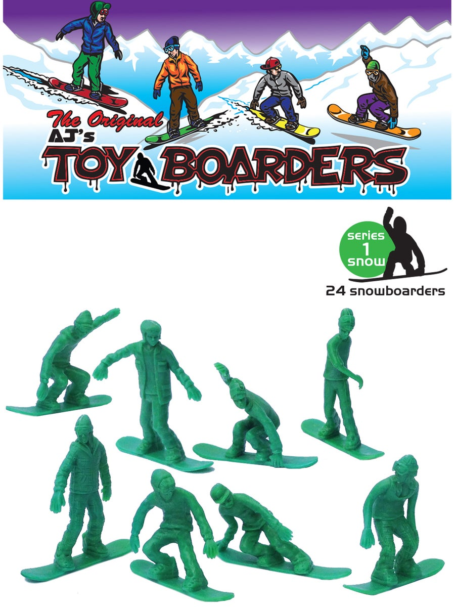 Image of Snowboard Series 1
