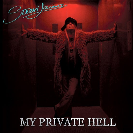 "Image of Steevi Jaimz ""My Private Hell"" CD (Ex-Tigertailz Singer)"
