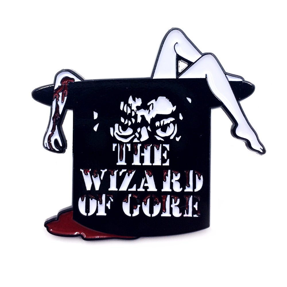 Image of The Wizard of Gore