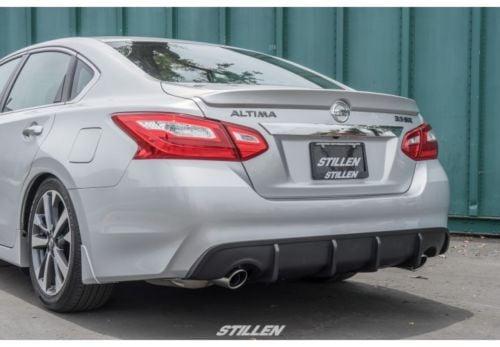 Image of (L33) Stillen 16-17 Nissan Altima Rear Diffuser (All trim)