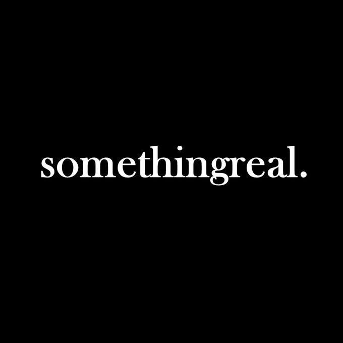 Image of somethingreal. - EP