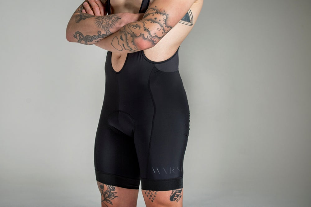 Image of PRO BIB SHORT MEN BLACK