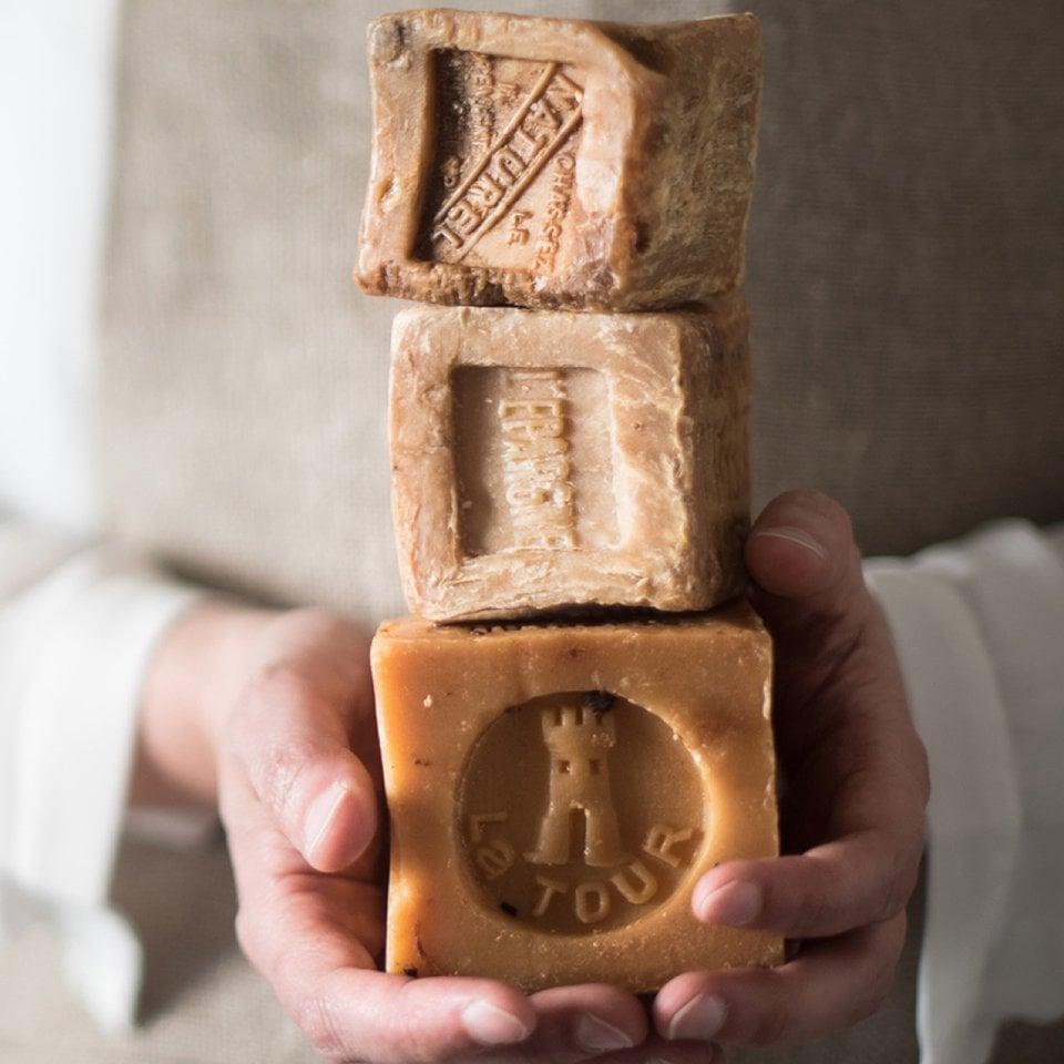 Image of Vecchi saponi di Marsiglia francesi