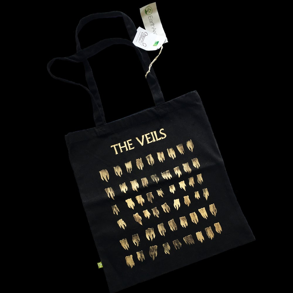 Image of A BIT ON THE SIDE Tote Bag