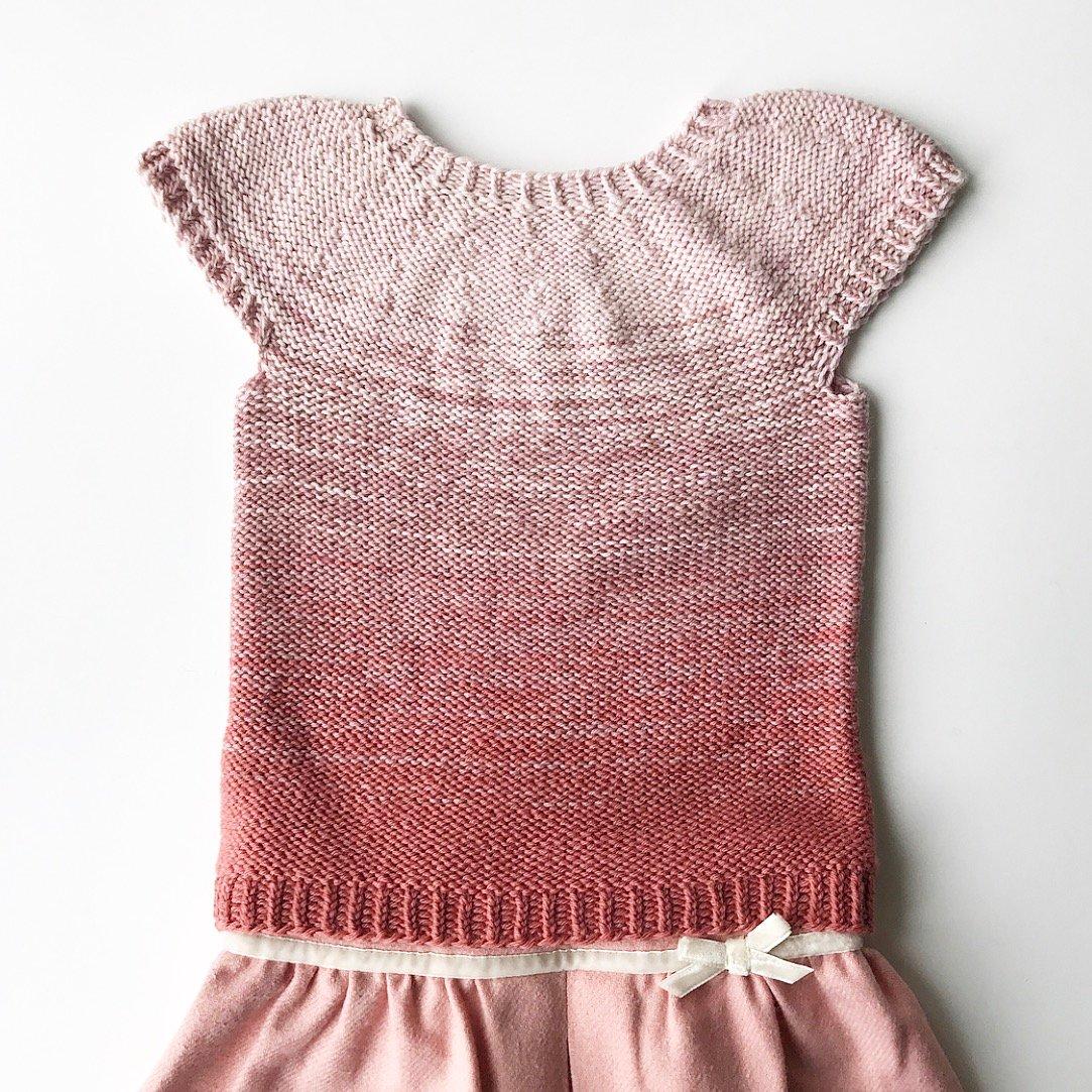 Image of Dip Dye Vest