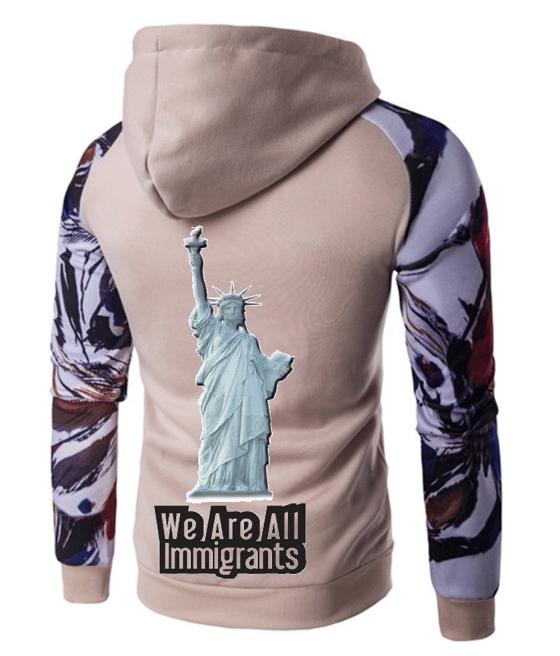 Image of Liberty 4 All Hoodies