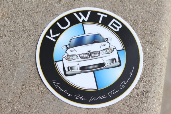 Image of KUWTB Roundel E82