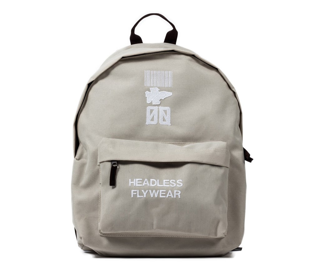 Image of 'Lugg 02' Backpack (Natural)