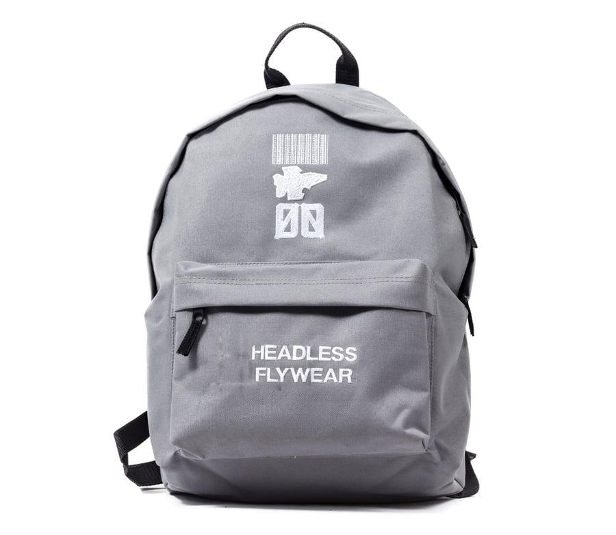 Image of 'Lugg 02' Backpack (Grey)