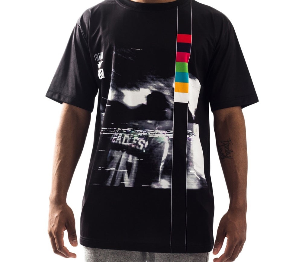 Image of 'Broadcast' Tshirt
