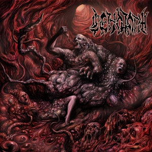Image of CENOTAPH Perverse Dehumanized Dysfunctions CD/T-shirts