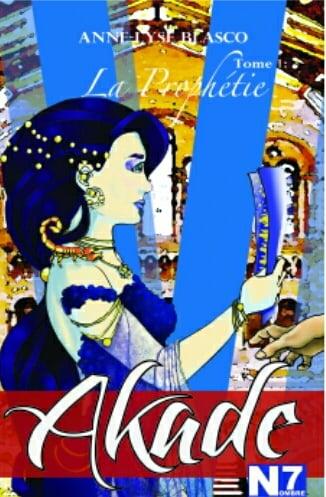 Image of AKADE tome 1: La Prophétie