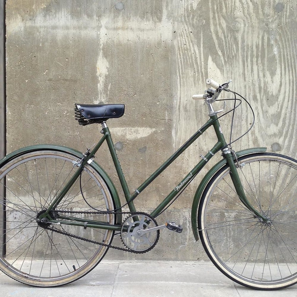 "Image of Hercules Balmoral 3 speed . 21 "" Frame."