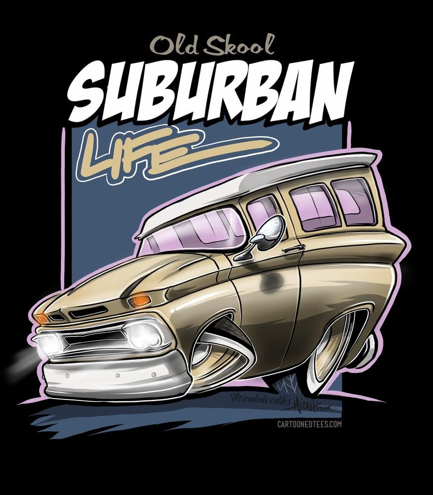 Image of Suburban Life Gold
