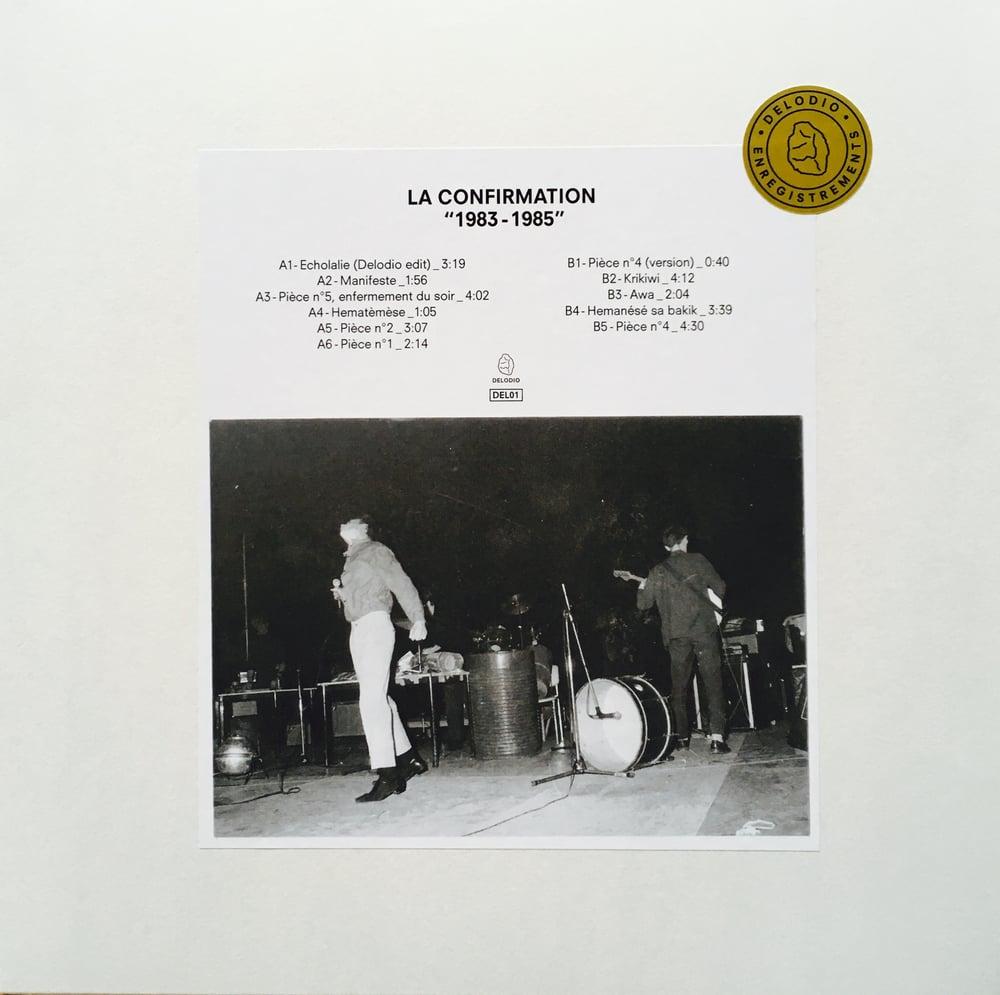 """Image of DEL01 _ LA CONFIRMATION """"1983_1985"""""""