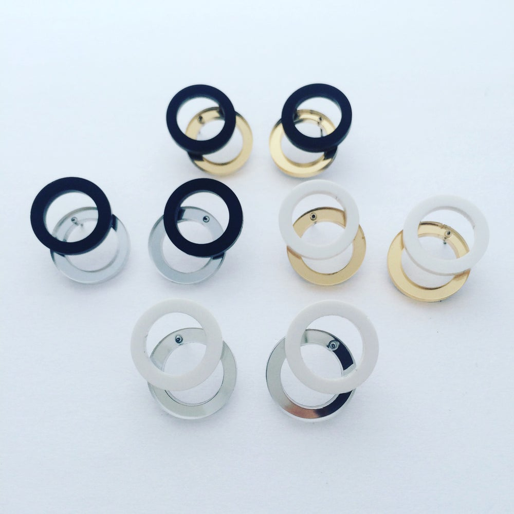Image of Doublemirrorcircle